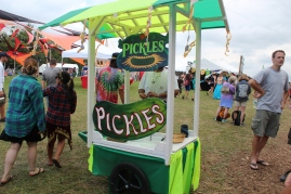 Pickle vendor