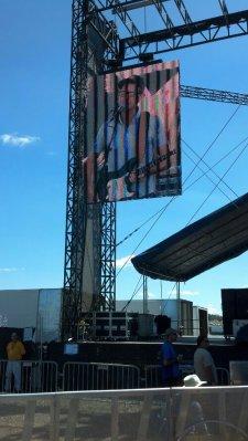 Chris Pandolfi on the screen.
